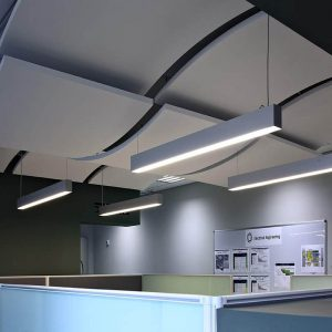 Armstrong Canopy אלמנט אקוסטי